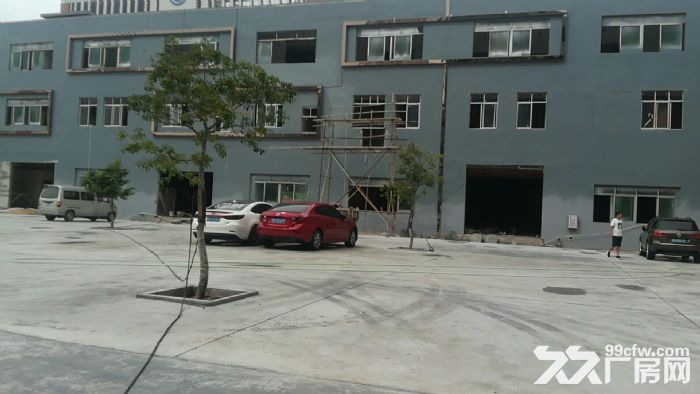 樟木头带国有证厂房急售-图(1)