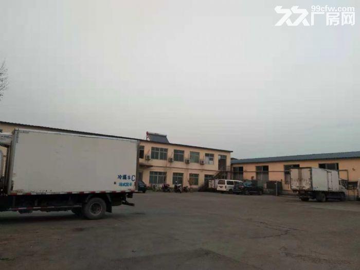 顺义李遂镇仓储物流园区出租,资源配备齐全、出入方便-图(2)