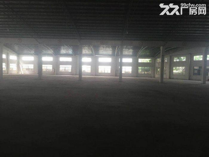 工业区,路边路宽,南沙东涌3500平方简易厂房出租-图(2)