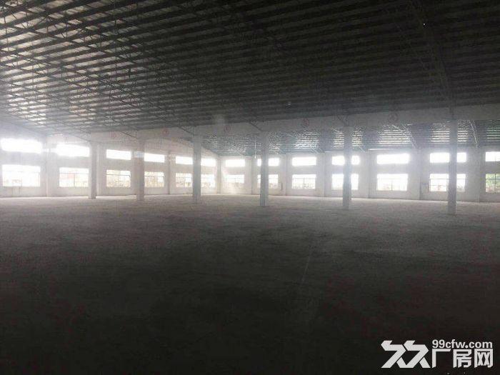工业区,路边路宽,南沙东涌3500平方简易厂房出租-图(1)