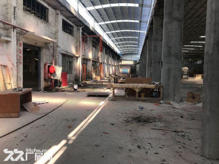 租期长路边近高速南沙2600平方简易厂房出租-图(2)