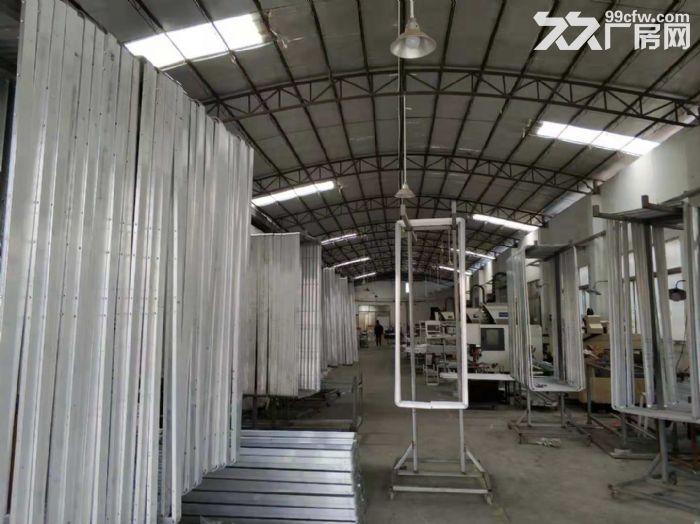中空无柱,大车直入,电大,石基工业区8000平出租-图(4)
