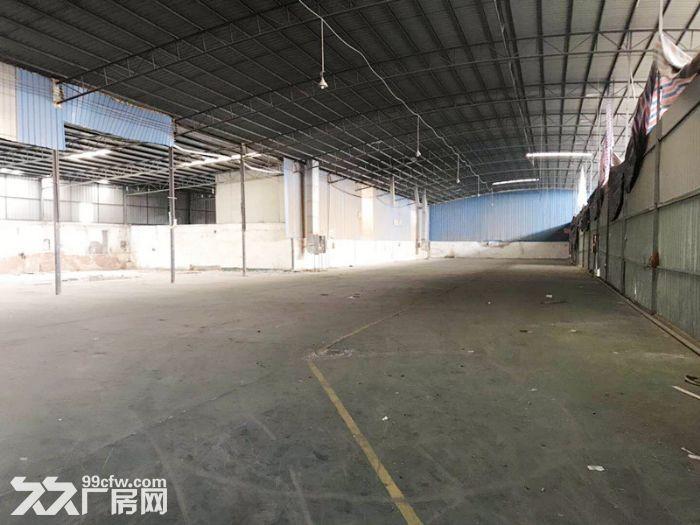 一线路边,拖头直入,一手业主,东涌3000方出租-图(2)
