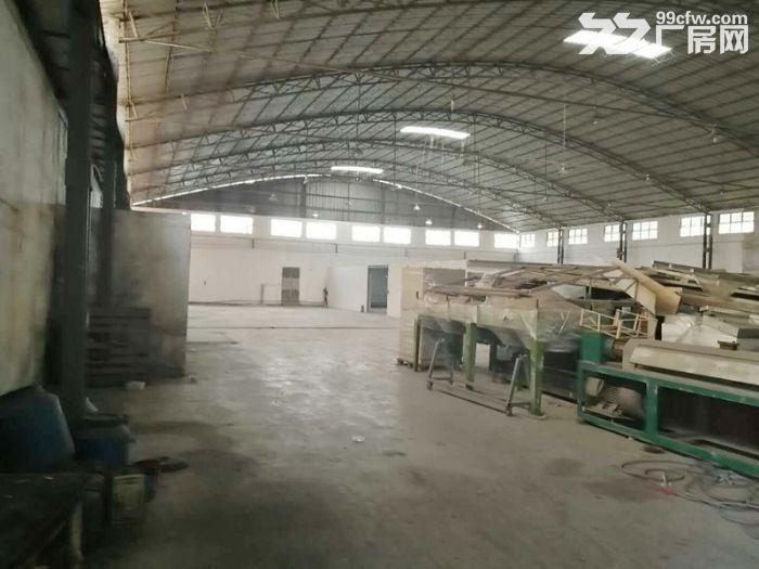 南沙榄核3500平方路边厂房,配5吨天车,砖墙到顶-图(1)