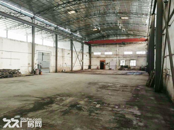南沙榄核3500平方路边厂房,配5吨天车,砖墙到顶-图(4)