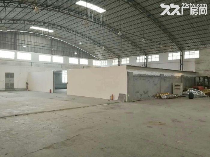 南沙榄核3500平方路边厂房,配5吨天车,砖墙到顶-图(5)