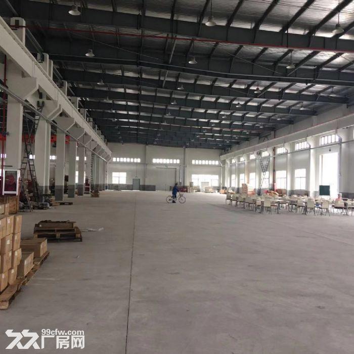 临港带喷漆环评重工车间出租2千−1万平厂房可分浦东-图(5)