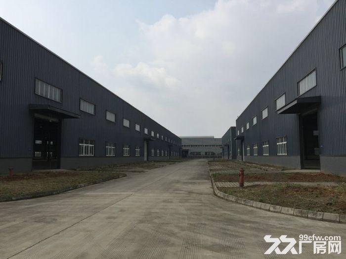 龙泉驿经开区园区标准厂房4000平招租,可分割-图(1)
