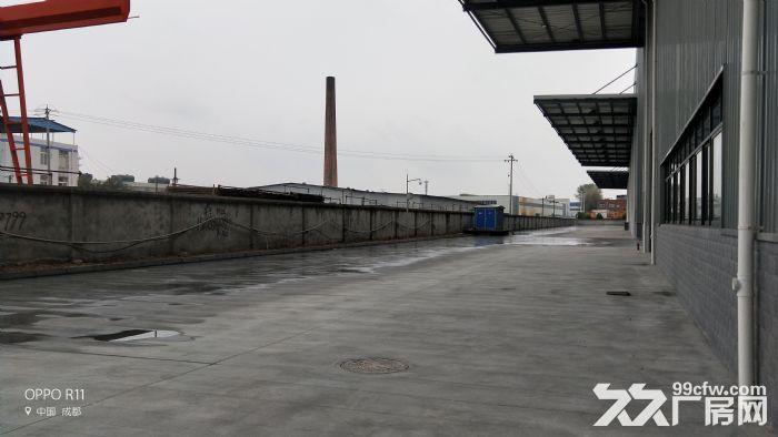 龙泉经开区吉利旁3000平米钢结构厂房-图(5)