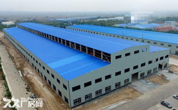 大型钢结构车间出租,手续齐全最大行车50吨2部-图(2)