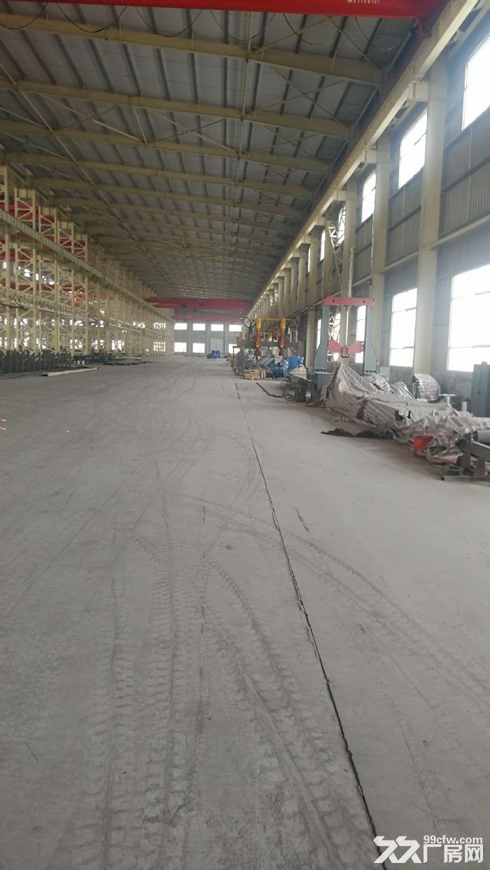 大型钢结构车间出租,手续齐全最大行车50吨2部-图(4)