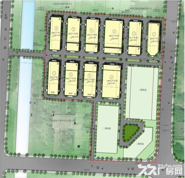 松江区车墩工业区104板块厂房出售,价格实惠性价比高-图(2)