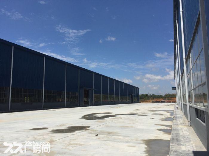 西航港牧华路2700平米带行车带大空坝厂库房出租-图(1)