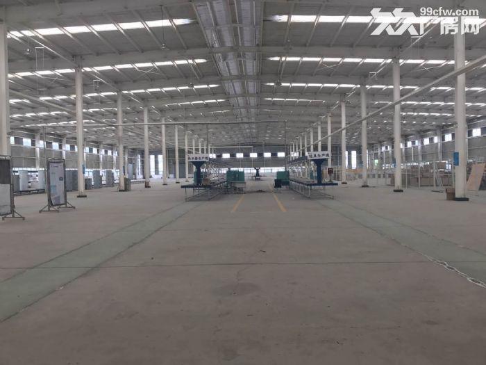 西航港靠近双华路旁1500平米钢构厂库房带环评-图(1)