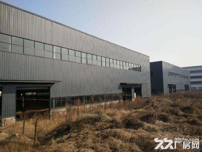 西航港工业园独院20000平米钢构厂库房-图(1)