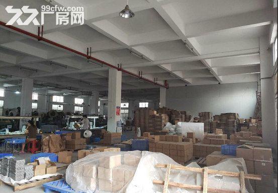 塘厦桥陇一楼1500平方标准厂房出租靠高速出口-图(1)