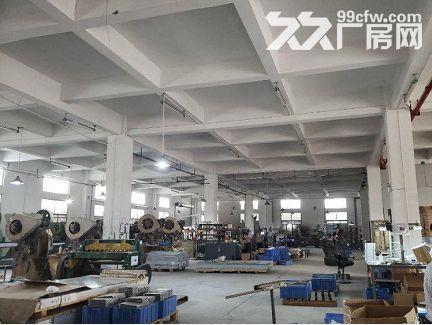 塘厦桥陇一楼1500平方标准厂房出租靠高速出口-图(3)