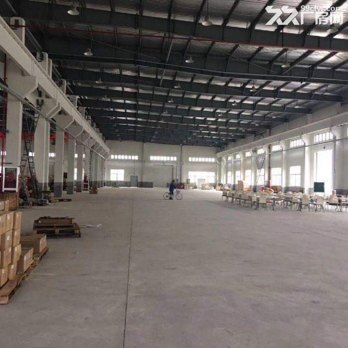 临港带喷漆环评重工车间出租2千−1万平厂房可分浦东-图(2)