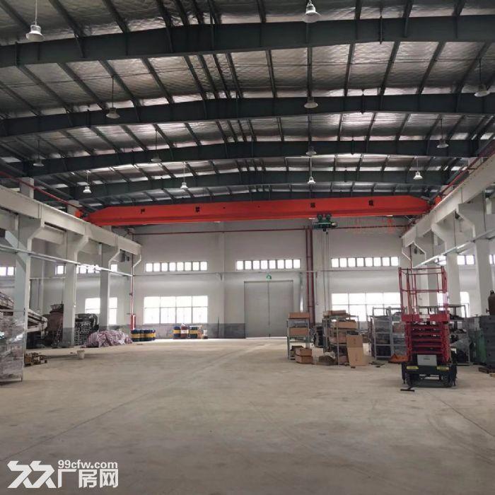 临港带喷漆环评重工车间出租2千−1万平厂房可分浦东-图(1)