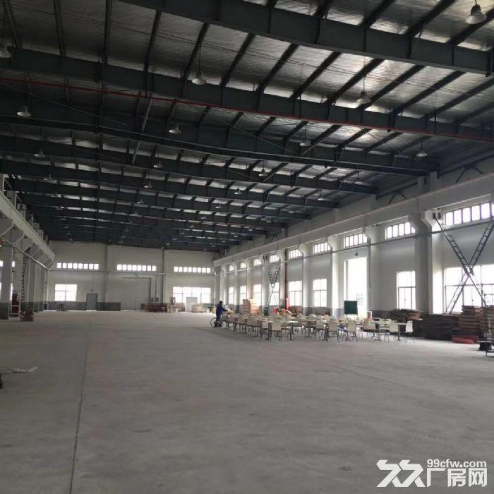 临港带喷漆环评重工车间出租2千−1万平厂房可分浦东-图(3)