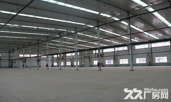 大型标准化工业厂房火热招租-图(2)