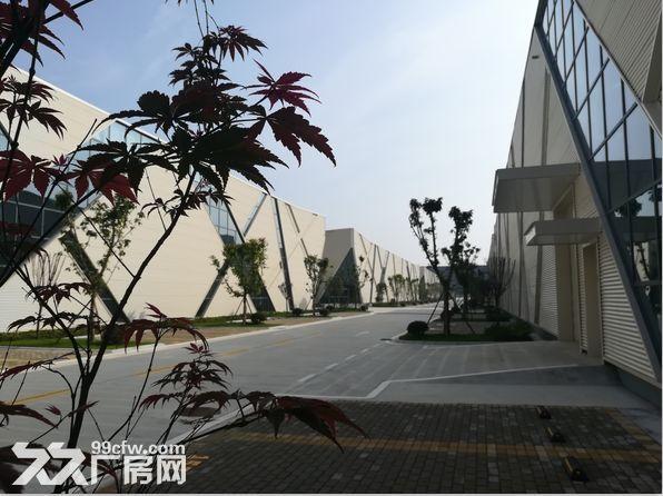 出租出售品质园区标准厂房生产研发办公-图(4)