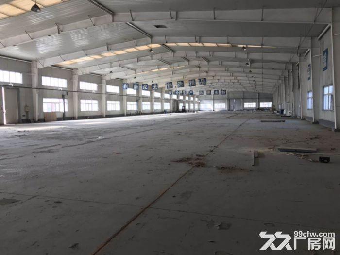 独门独院轻钢厂房出租,正规工业园内,可生产环评-图(4)