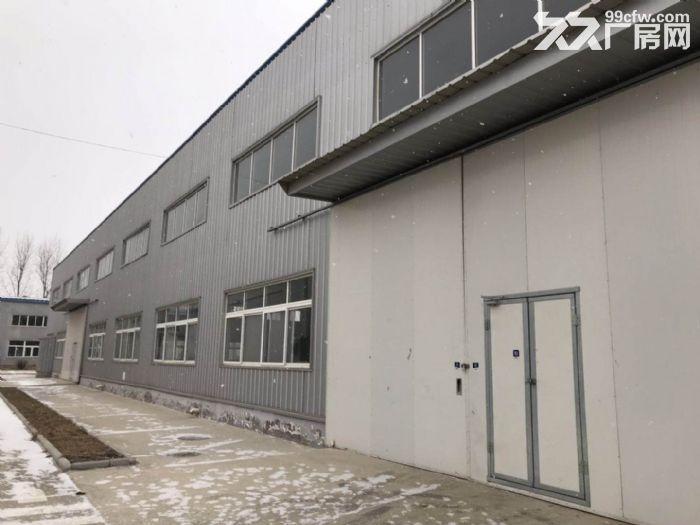 独门独院轻钢厂房出租,正规工业园内,可生产环评-图(6)