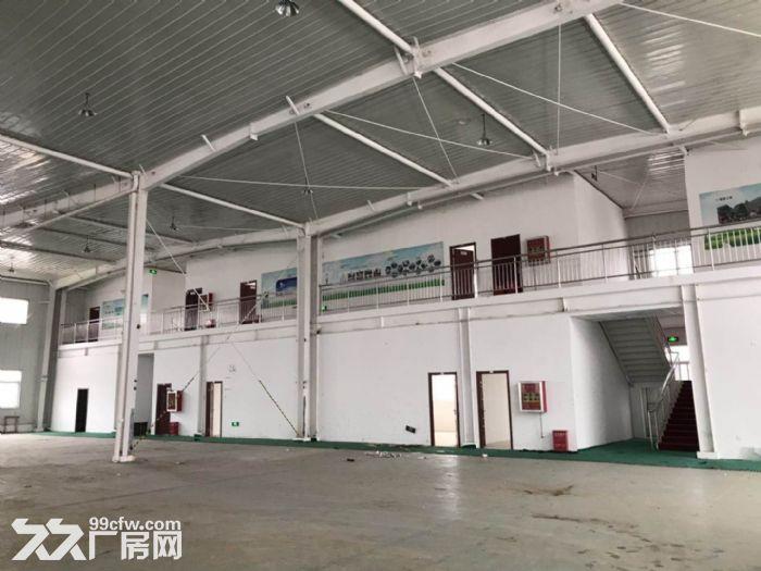 独门独院轻钢厂房出租,正规工业园内,可生产环评-图(7)