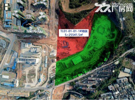 广西藤县城区中心2宗优质地块出让-图(1)