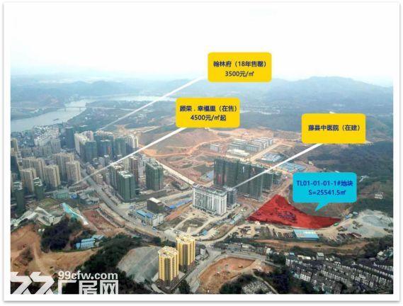 广西藤县城区中心2宗优质地块出让-图(2)