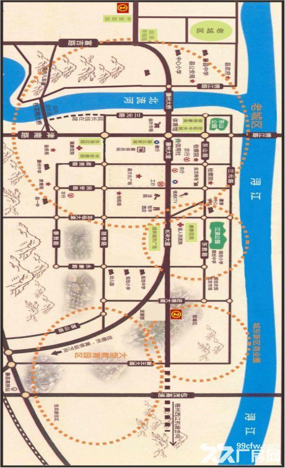 广西藤县城区中心2宗优质地块出让-图(3)