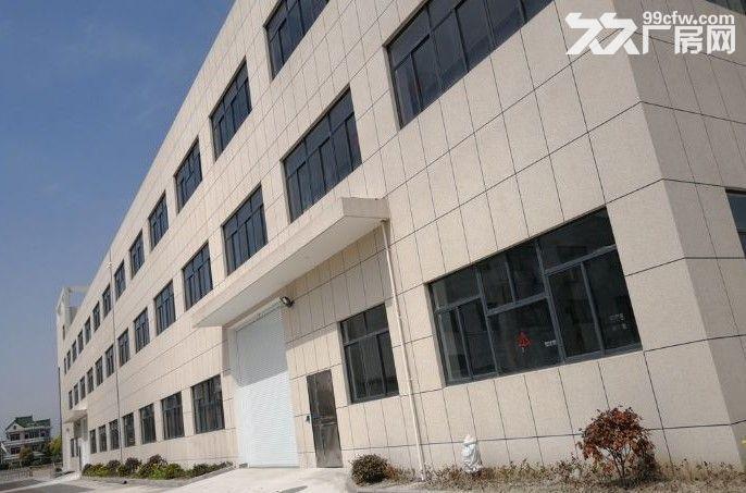 嘉兴南湖科技城3600方三层独栋厂房出租中-图(1)