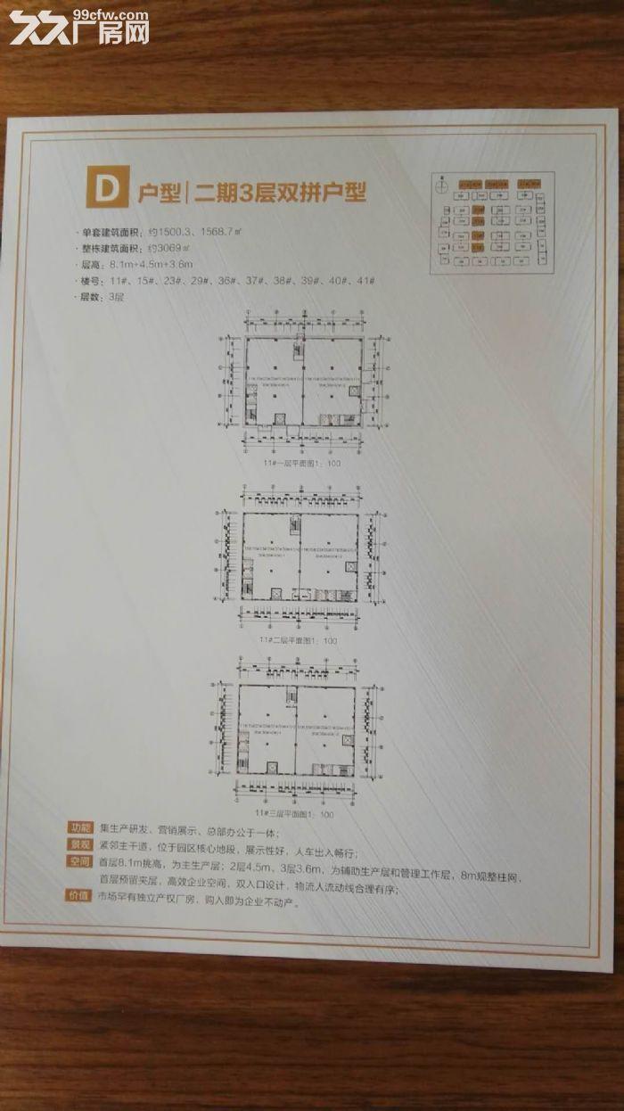 苏州企业外迁首选独栋厂房-图(3)