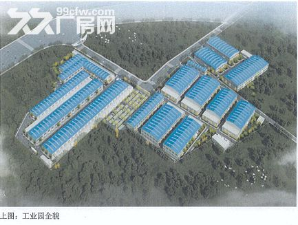 广立机械加工工业园厂房出租-图(1)