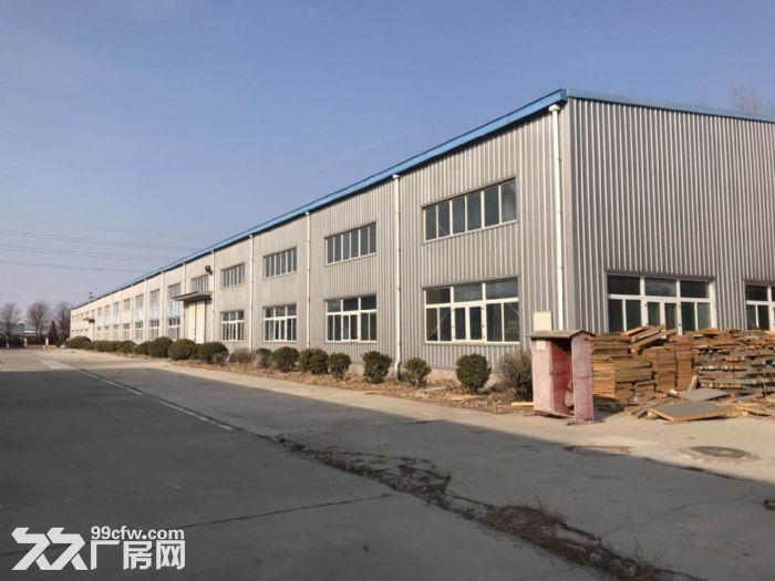 开发区轻钢厂房出租,独门独院,生产企业可进-图(1)