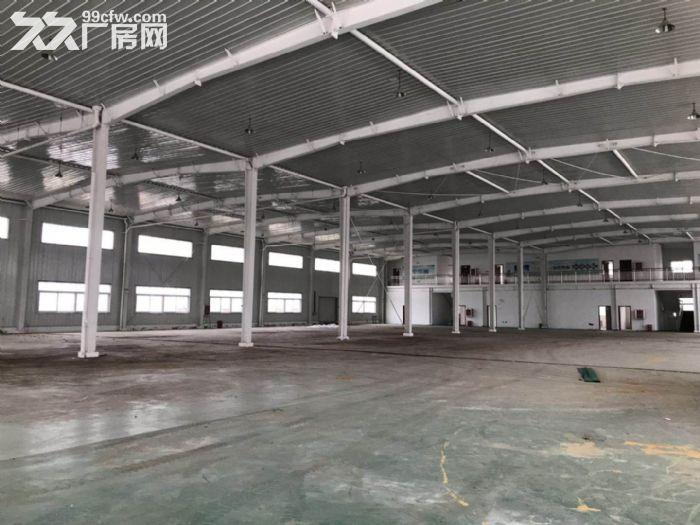 开发区轻钢厂房出租,独门独院,生产企业可进-图(2)