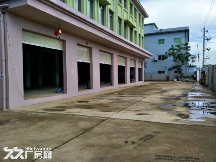 老城镇标准厂房出租,独门独院,安全便捷。-图(2)