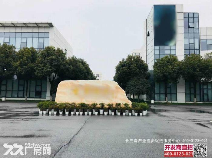 G2381松江东部开发区车墩G60科创走廊核心地带多层独栋厂房办公楼出租-图(5)