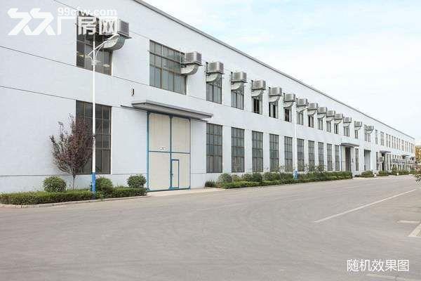 G2371苏州昆山张浦独栋双层12000平米厂房火车头式厂房1500平起租-图(1)