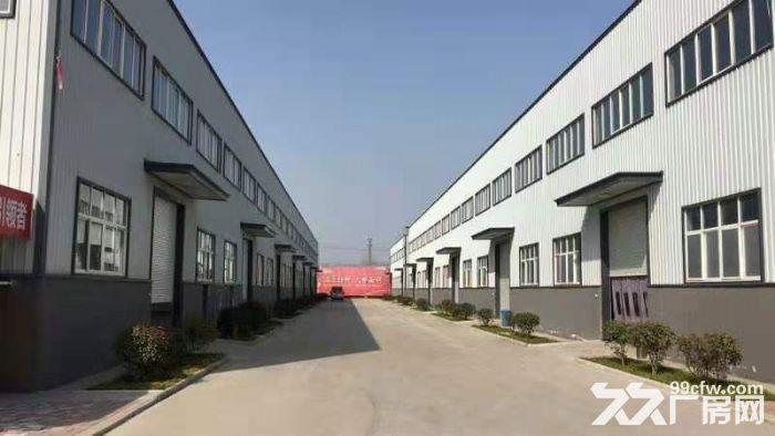 标准全新工业厂房出租-图(1)