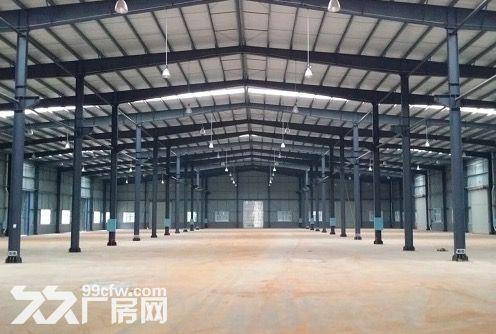 武汉新洲汪集11000−46900平方米单层高标物流仓库出租-图(1)