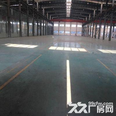 稀缺房源安镇大成工业园单层2700平带行车可分租-图(3)