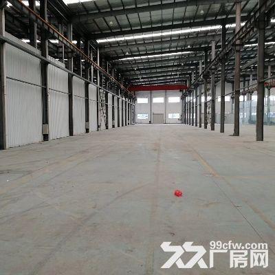 稀缺房源安镇大成工业园单层2700平带行车可分租-图(4)