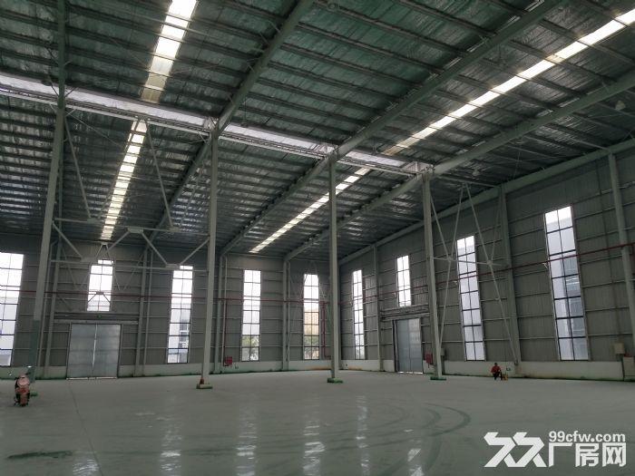 优质钢架结构4600平米新厂房带办公出租-图(2)