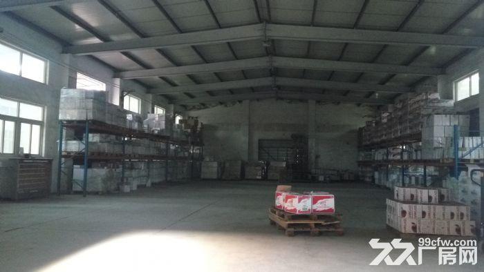 出租嘉定区娄陆公路独栋标准单层厂房,500平方交通便利-图(2)