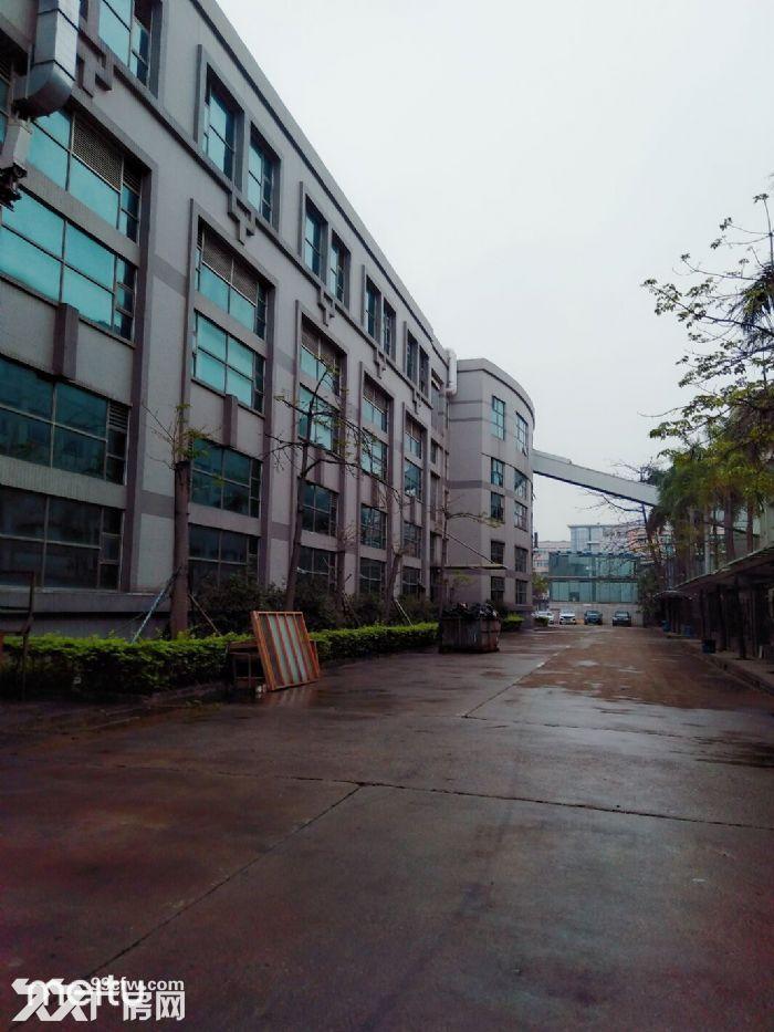 珠海南屏整栋厂房出租(随时可以看厂房)-图(1)