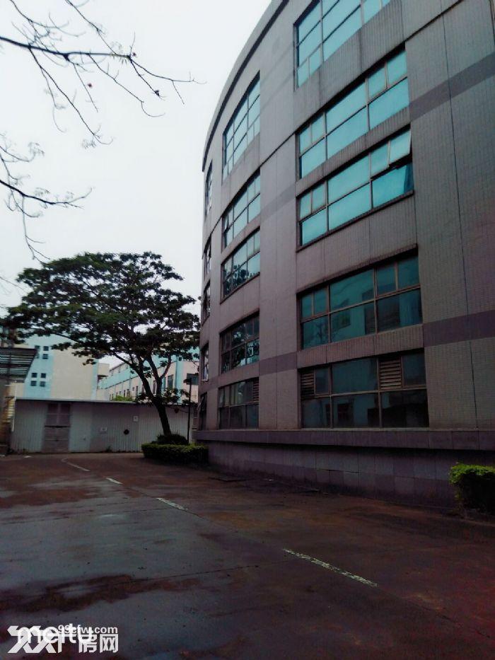 珠海南屏整栋厂房出租(随时可以看厂房)-图(2)