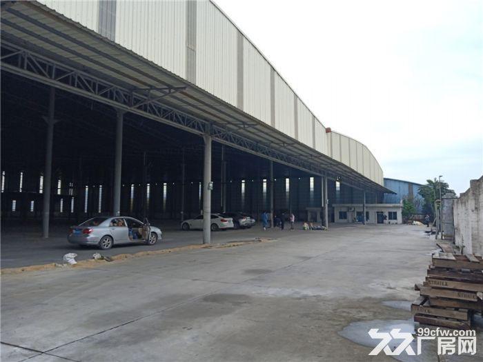 中高13米、能分租,五沙10000平方简易厂房出租-图(1)