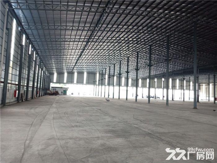 中高13米、能分租,五沙10000平方简易厂房出租-图(5)